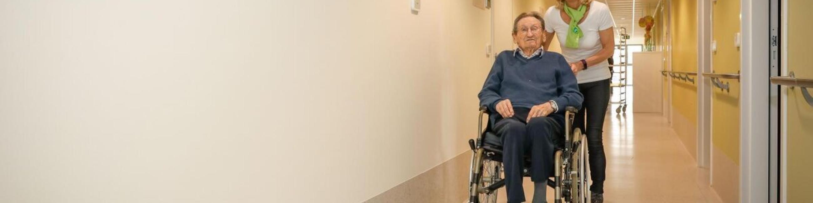 rolstoelgebruiker