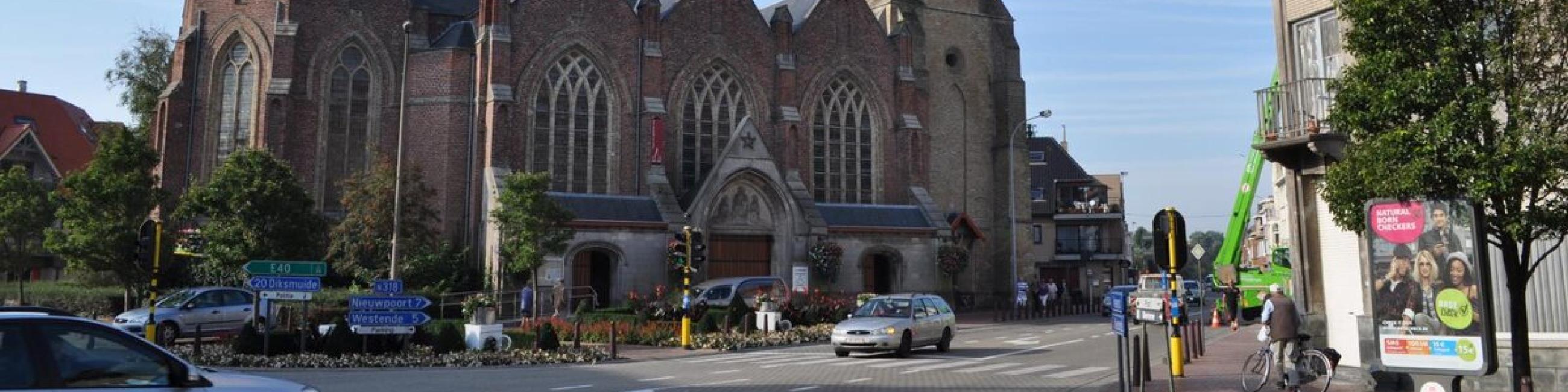 Kerk Middelkerke