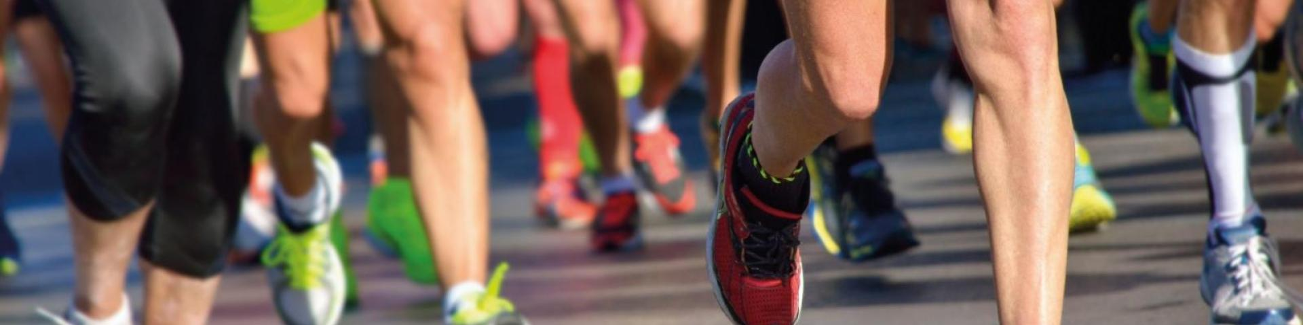Start to jog