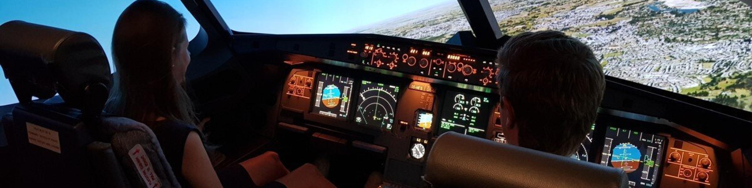 Nortfsea Flight Simulation