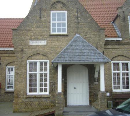 Oud gemeentehuis Mannekensvere