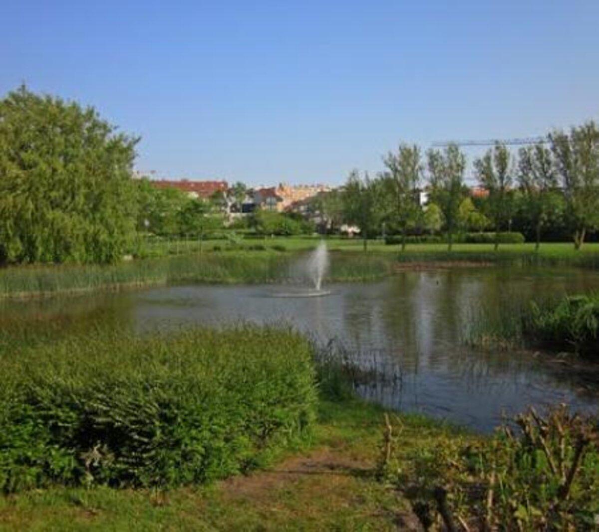 Park van Middelkerke