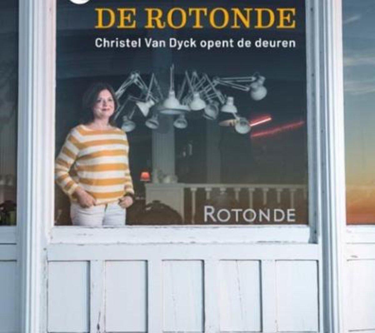 Boek 'De Rotonde'