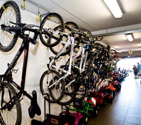Verhuur fietsen en kustrijwielen