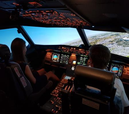 Nortsea Flight Simulation