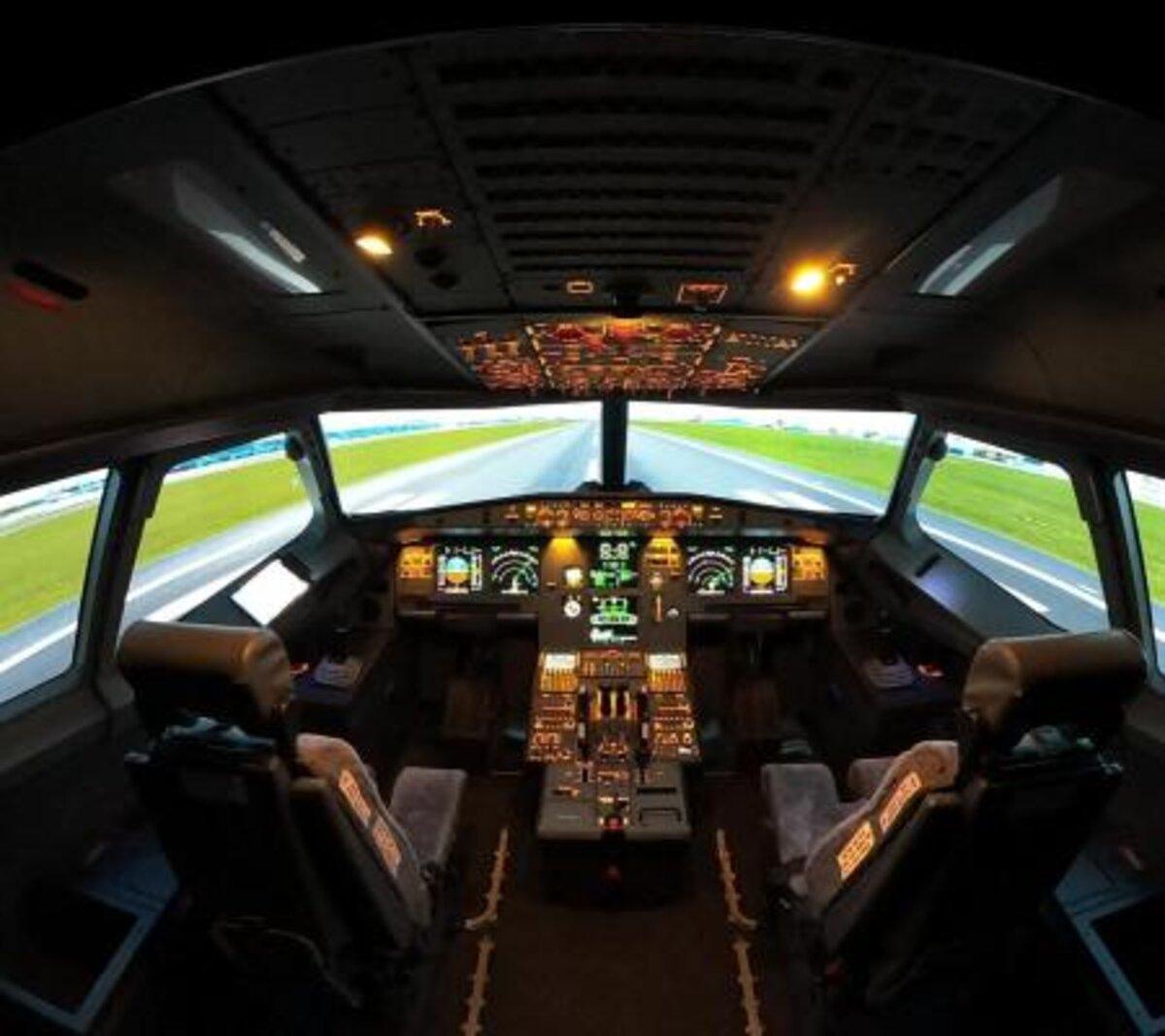 Nortsea Flight Simulation