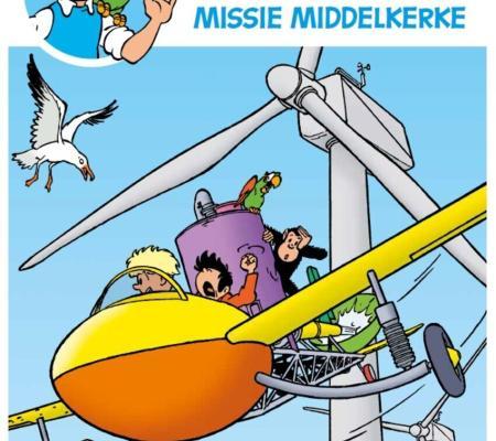 Jommeke 286 - Missie Middelkerke