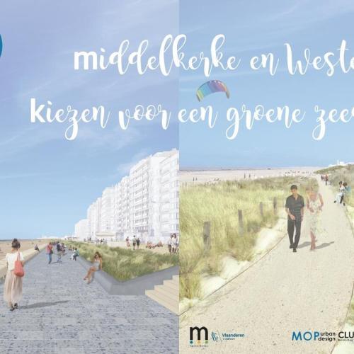 Infotentoonstelling #mkpromenade in De Branding